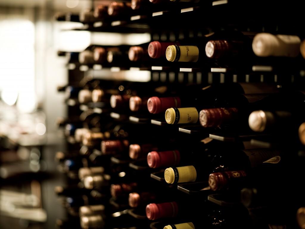 Wine Cellar | Wine List | Maison Boulud | Chef Daniel ...